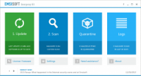 Antivirus Emsisoft Emergency Kit Pro