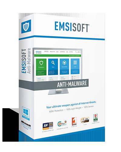 Anti-Viren-Programm Emsisoft